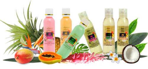 Шампуни с натуральными ингредиентами