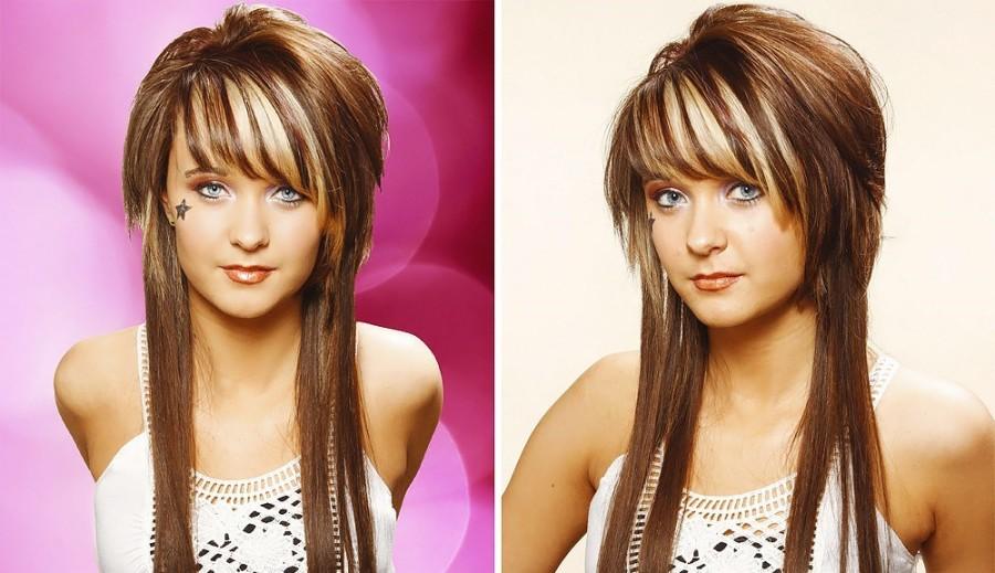 Причёски шапочка на длинные волосы