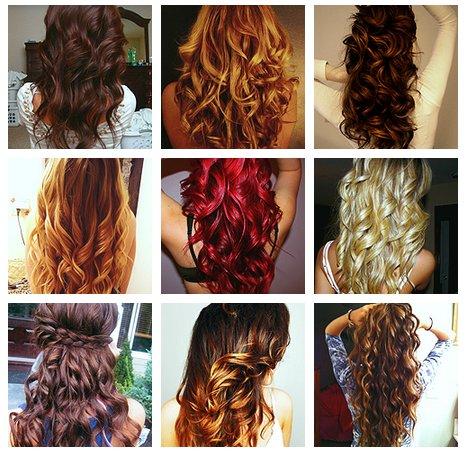 Как сделать шикарные волосы