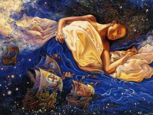 Сон – это знаки нашего подсознания, которое качественно «перерабатывает» жизненные события