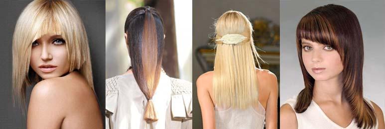 Как подстричь волосы самой себе ровно фото пошагово