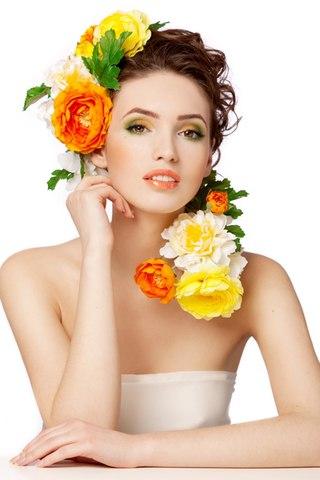 Совершенствуем природную красоту волос при помощи витаминов!