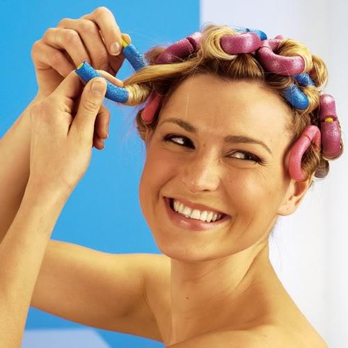Для волос виды бигуди