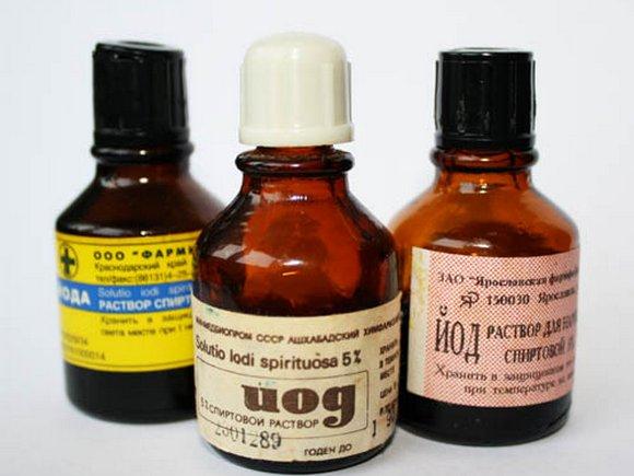 Отзывы йод и нашатырь от волос