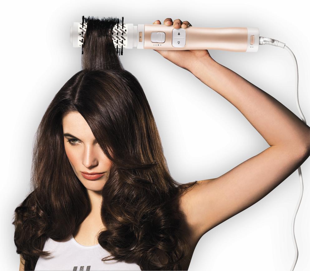 как выбрать фен-щетку для длинных волос