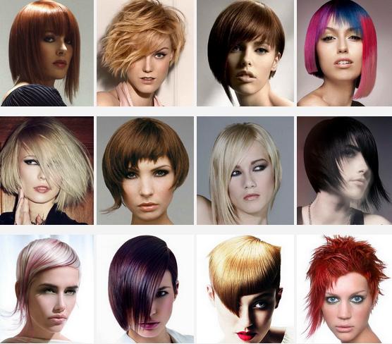 Стрижка для объема длинных волос может быть ассиметричной, вплоть до выбривания одного из висков, что весьма успешно продемонстрирована певица Риана