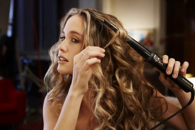 плойка для завивки для волос фото