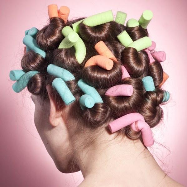 Так выглядят правильно расположенные и надежно зафиксированные на голове «бумеранги».