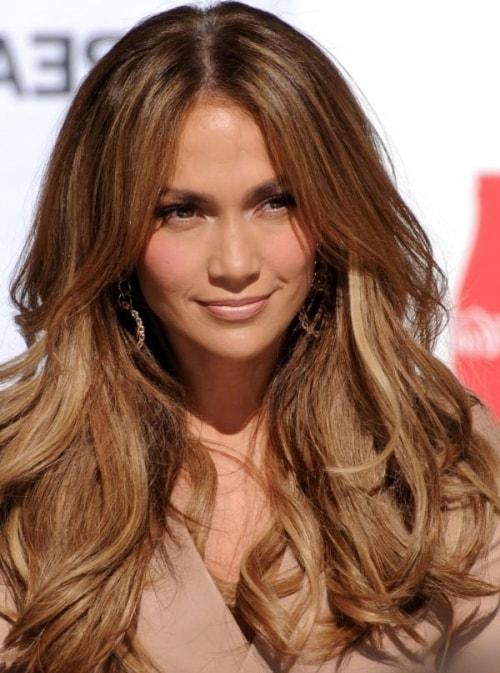 какой цвет волос идет кареглазым со светлой кожей