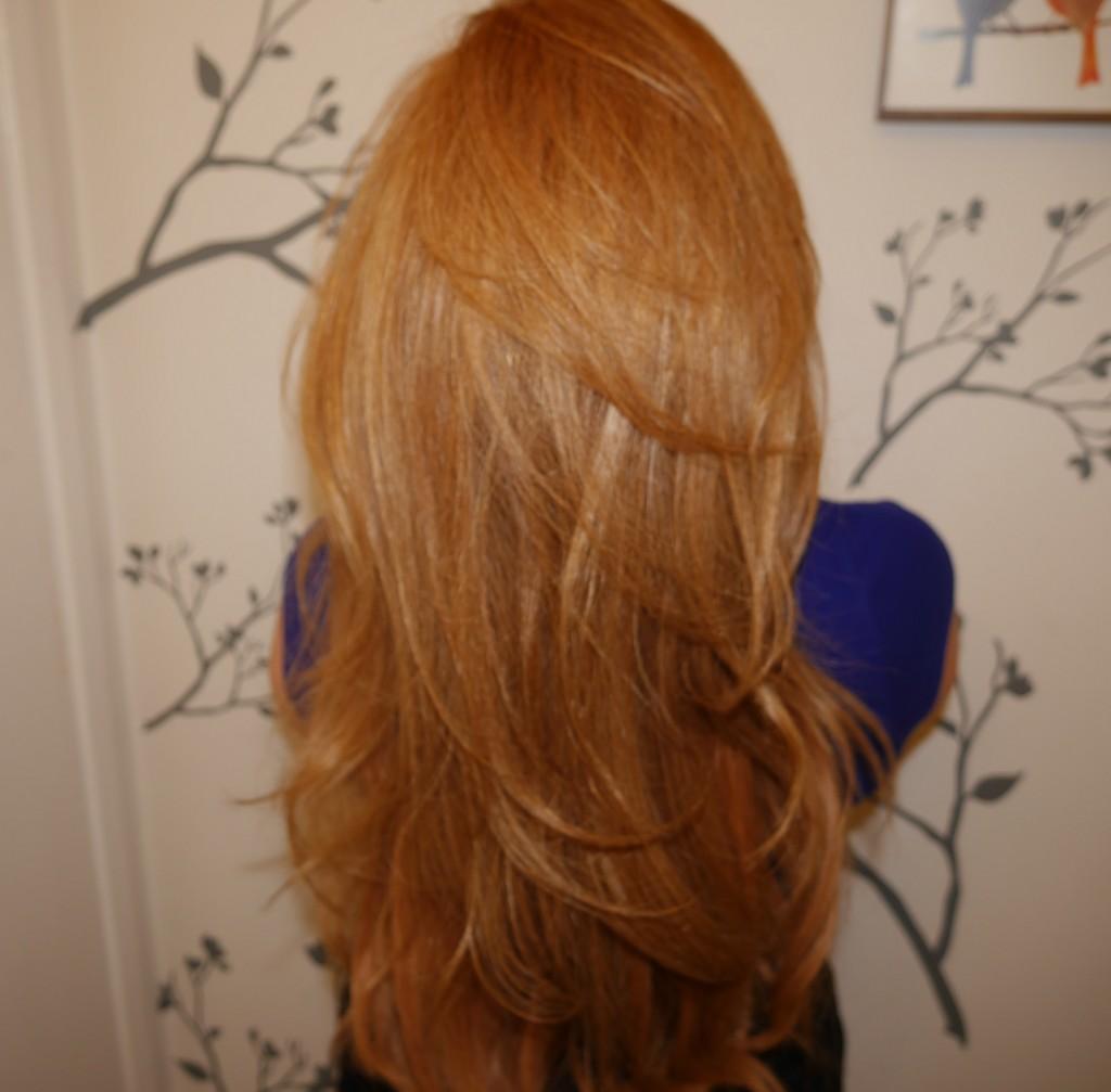 Тициановый цвет волос фото