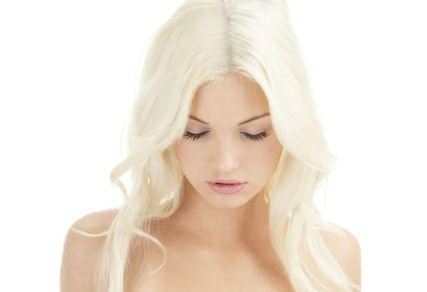 Только с гидроперитом вы сможете перевоплотиться из брюнетки в блондинку