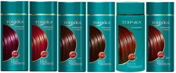 Тоника – бюджетный, но эффективный способ изменить цвет прядей