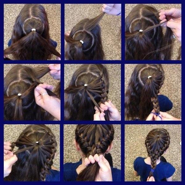 Цена услуг парикмахера, порой, доступна не каждому, поэтому учимся создавать прически своими руками.