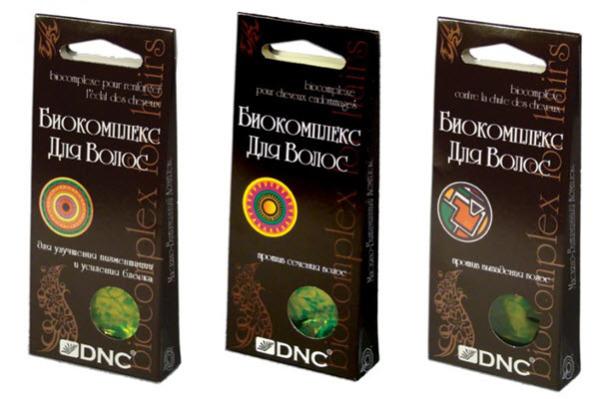 Цикл биокомплексов разной направленности от DNC