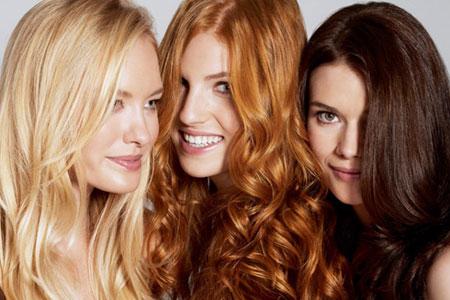 почему волосы меняют свой цвет сами по себе