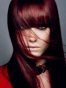 Краска для волос махагон цвет