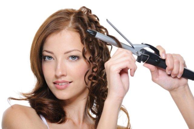 как уложить волосы до плеч быстро
