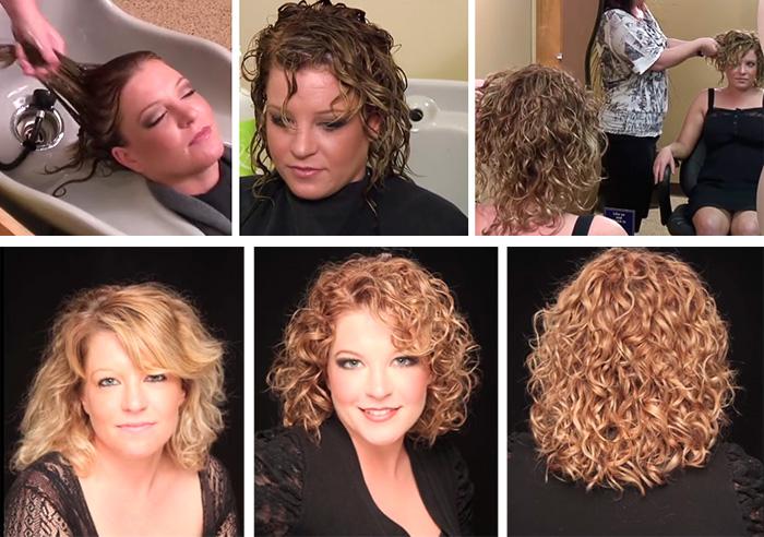 Ютуб как сделать химию для волос