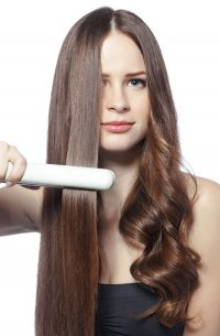 Как сделать волосы мягкими и прямые