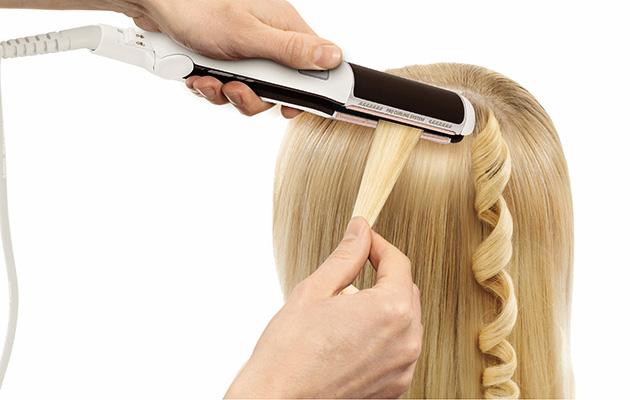 щипцы для завивки волос фото волос