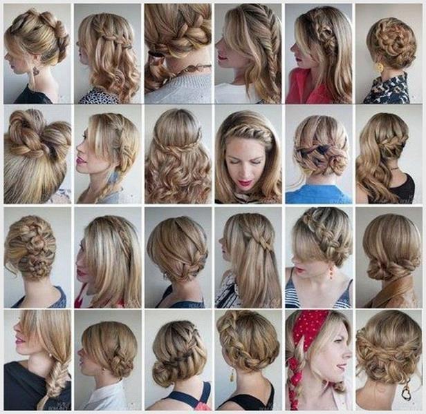 Причёски С Плетением С Инструкция - фото 10
