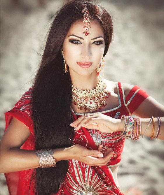 смывают ли индианки масло с волос