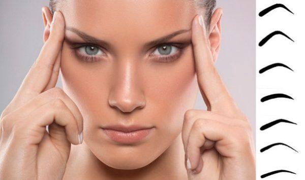 В поиске идеальной формы волосков старайтесь сохранять максимально естественный изгиб и толщину
