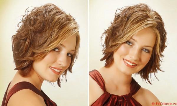 Прически для влажных волос