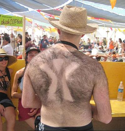 Волосы на спине причины у мужчин