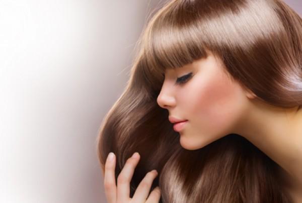 Волосы для девушки как рама для картины!