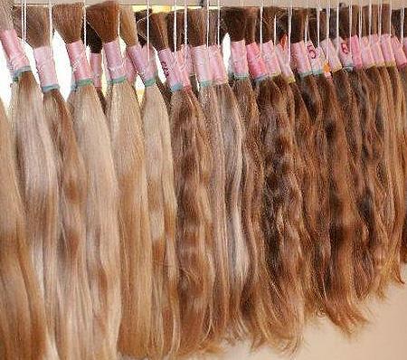 из чего делают волосы для наращивания