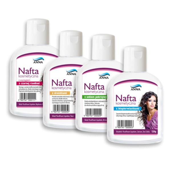 Воспрепятствует ломкости волосинок керосин, обогащенный природными компонентами.