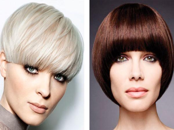 Выбирать такую стрижку стилисты советуют обладательницам правильной овальной формы лица
