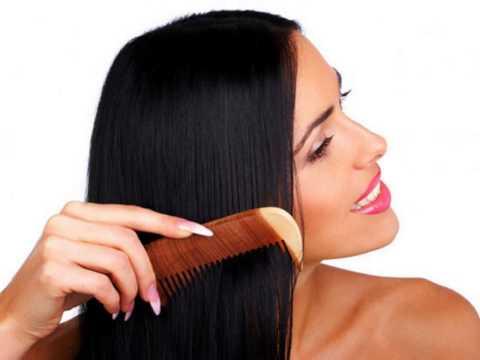 Выпрямленные волосы не требуют специального ухода