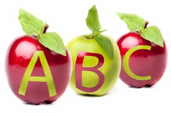 Яблоки – кладезь витаминов.