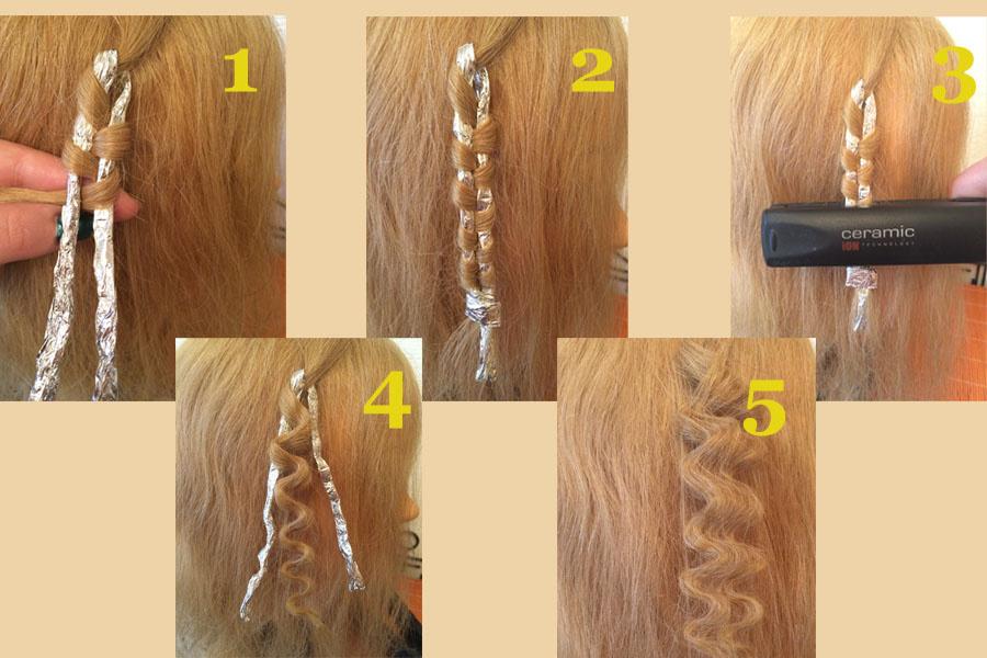 Как сделать волосы волнистыми быстро домашний способ - ТД Мануфактура