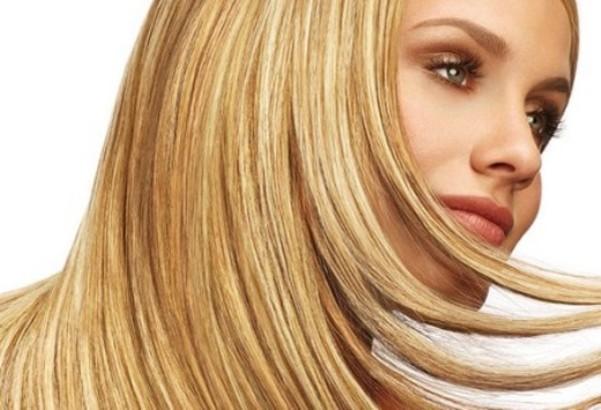 Покраска волос блондин в домашних условиях