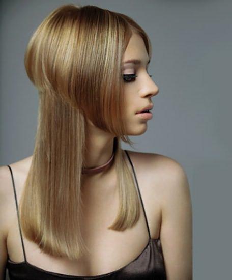 Как подстричься чтобы волосы были объемные