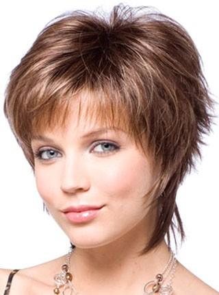 Самые модные женские короткие стрижки на короткие волосы 10