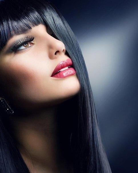 Красивые девушки ресницы фото