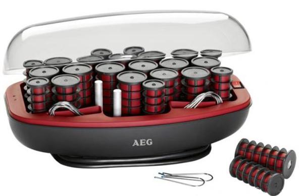 А это более современная интерпретация бигуди - AEG LW 5583 Black Red