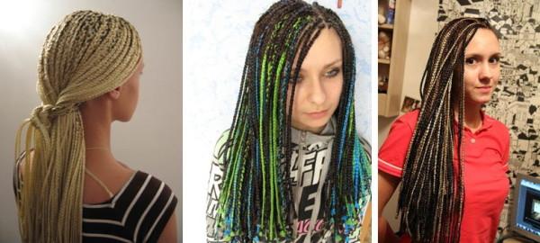 Афро волосы, а точнее, прически, которые для них предназначались, очень популярны среди наших модниц.