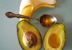 Авокадо и банан: эффективное увлажнение
