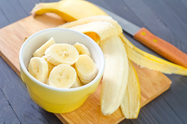 Банановые маски можно еще использовать для лица и волос