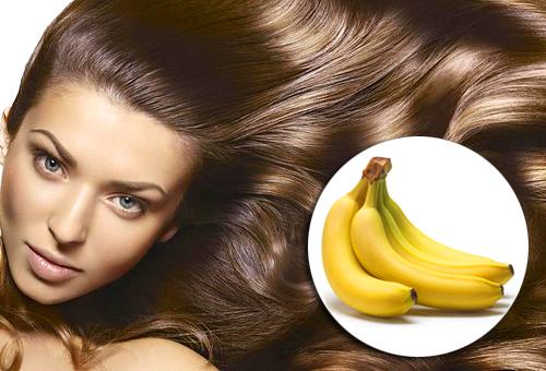 Бананы - эффективное средство для ухода за волосами