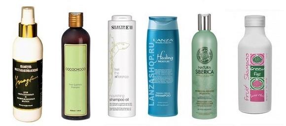 Безсульфатные шампуни помогут обеспечить необходимый уход за волосами после кератинирования