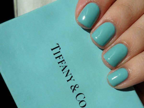 Бирюзовый цвет Тиффани на фото получил свое название благодаря модному ювелирному дому