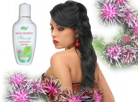 Богатейший набор целебных веществ оздоравливает кожу, очищает ее и укрепляет волосяные луковицы.
