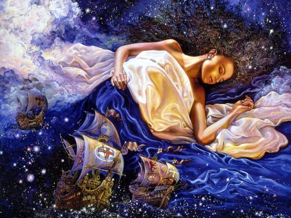 Чаще всего сны несут в себе определенный смысл, какую-то зашифрованную информацию