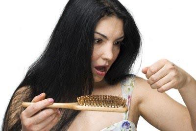 Чтобы волосы не выпадали, следите за здоровьем